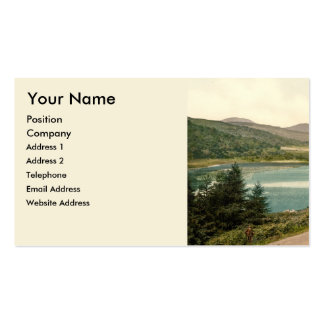 Loch Loskin, Dunoon, Scotland Double-Sided Standard Business Cards (Pack Of 100)