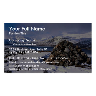 Loch, Loyne, northwestern Scotland Double-Sided Standard Business Cards (Pack Of 100)