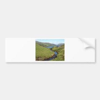 Loch Na Fooey Bumper Sticker