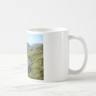 Loch Na Fooey Classic White Coffee Mug