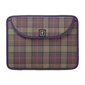 Loch na h-Airde Bige Plaid Sleeve For MacBook Pro