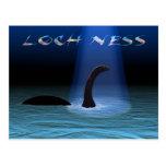 Loch Ness 1 Tarjeta Postal
