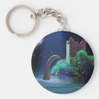 Loch Ness 2 Keychain