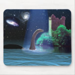 Loch Ness 2 Mouse Pad