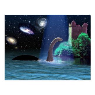 Loch Ness 2 Postcard