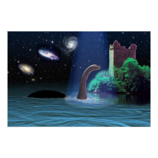 Loch Ness 2 Poster
