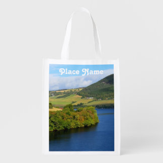 Loch Ness Bolsas Reutilizables