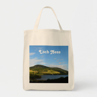 Loch Ness en Escocia Bolsa Tela Para La Compra