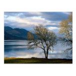 Loch Ness, Escocia Tarjeta Postal