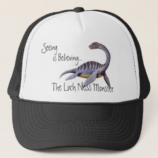 Loch Ness Monster Cap