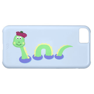Loch Ness Monster Case For iPhone 5C
