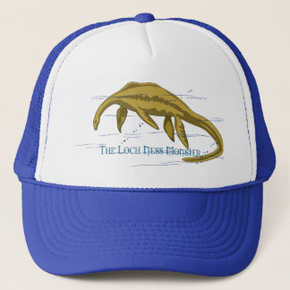 Loch Ness Monster Hat