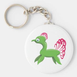Loch Ness Monster Keychain