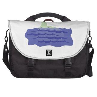 Loch Ness Monster Laptop Commuter Bag