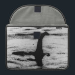 """Loch Ness Monster Sleeve For MacBook Pro<br><div class=""""desc"""">Sleeve with an image of the Loch Ness Monster</div>"""