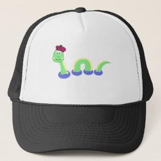 Loch Ness Monster Trucker Hat
