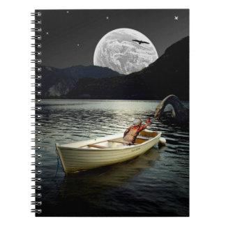Loch Ness Montage Notebook