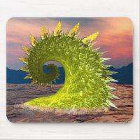 Loch Ness Mousepad