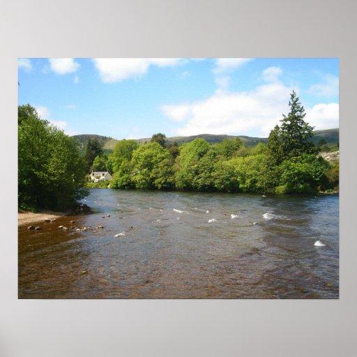 Loch Ness Print