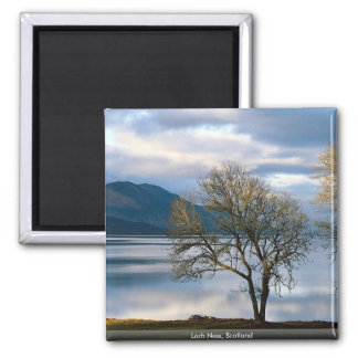 Loch Ness, Scotland Magnet