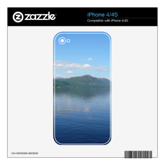 LOCH NESS iPhone 4 DECAL
