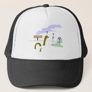 Loch Ness Trucker Hat
