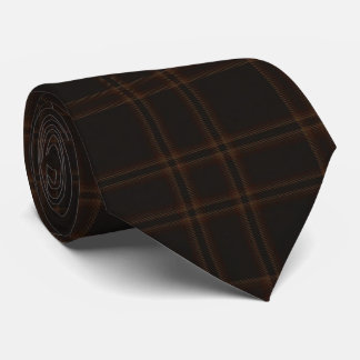 Loch of Aboyne Plaid Tie