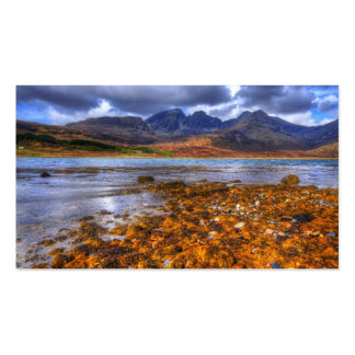 Loch Slapin, Isle of Skye Double-Sided Standard Business Cards (Pack Of 100)