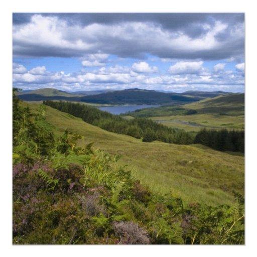 Loch Tulla Card / Invitation