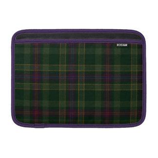 Lochan na h-Achlaise Plaid MacBook Sleeve