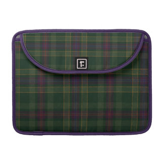 Lochan na h-Achlaise Plaid Sleeve For MacBook Pro
