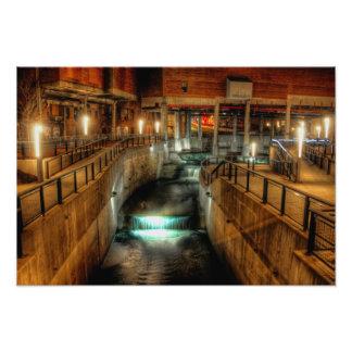 Lock 4 Akron Ohio Photo Print