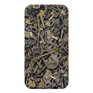 Lock And Key iPhone 4 4S Speck Case Cover For iPhone 4
