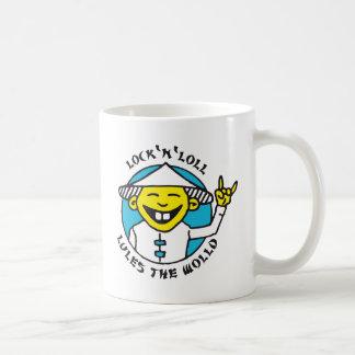 LOCK and loll 3c white Coffee Mug