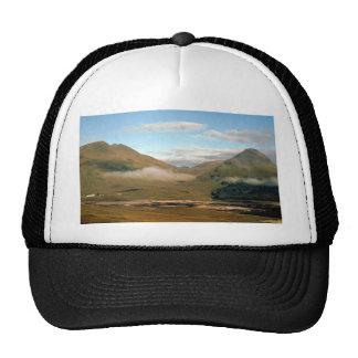 Lock Cluanie, Glen Shiel, Wester-Ross, Scotland Trucker Hats