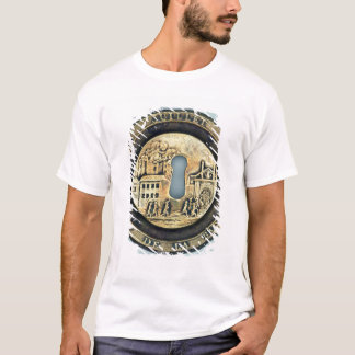 Lock depicting the Siege of the Bastille T-Shirt