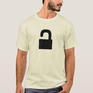Lock icon T-Shirt