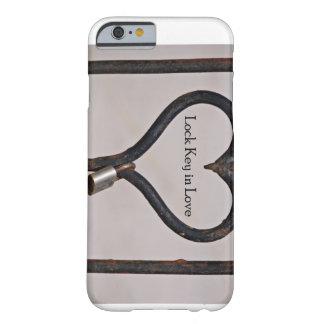 Lock Key in Love iPhone 6 Case