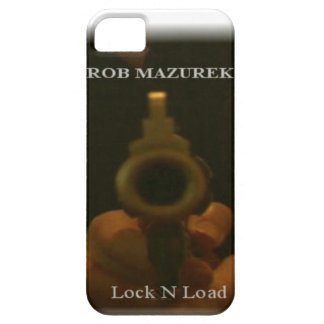 LOCK N LOAD I-PHONE 5 Protective Case iPhone 5 Cases