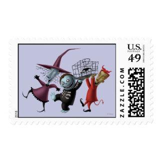 Lock, Shock, and Barrel 1 Stamp