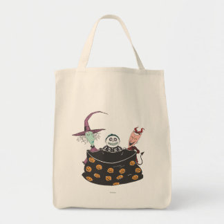 Lock, Shock, and Barrel 6 Grocery Tote Bag
