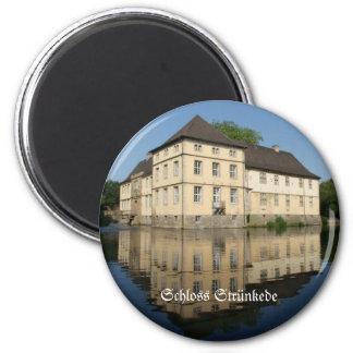 Lock Strünkede 2 Inch Round Magnet