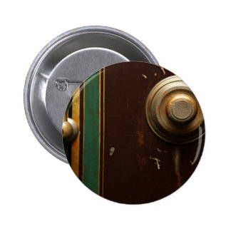 Lock Themed, Old Safety Door Lock Combination In B Button