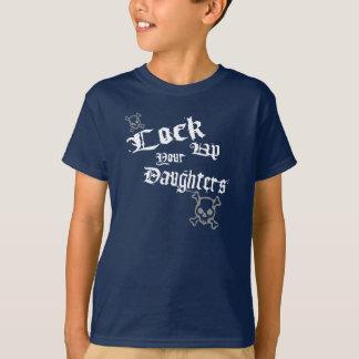 Lock Up Daughters (Dark) T-Shirt