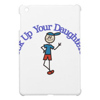 Lock Up Your Daughters iPad Mini Covers