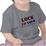 LOCK, UP, YOUR, DAUGHTERS SHIRTS