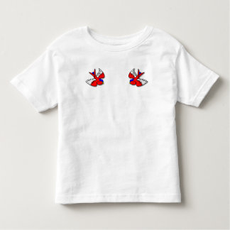 Lock Up Your Daughters Tattoo Swallow Shirt
