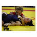 lockdown, Leigh Jaynes55kgs USA Poster