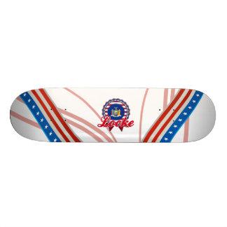 Locke, NY Skate Board Decks