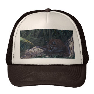 Locked and Loaded Trucker Hat